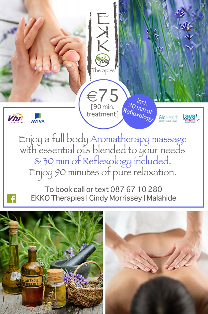 Aroma Meridian Massage