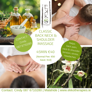Classic Back Massage