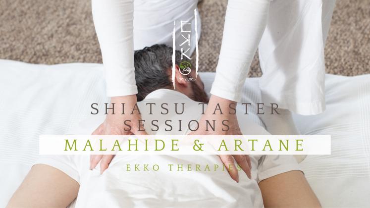 Shiatsu Tasters Malahide & Artane